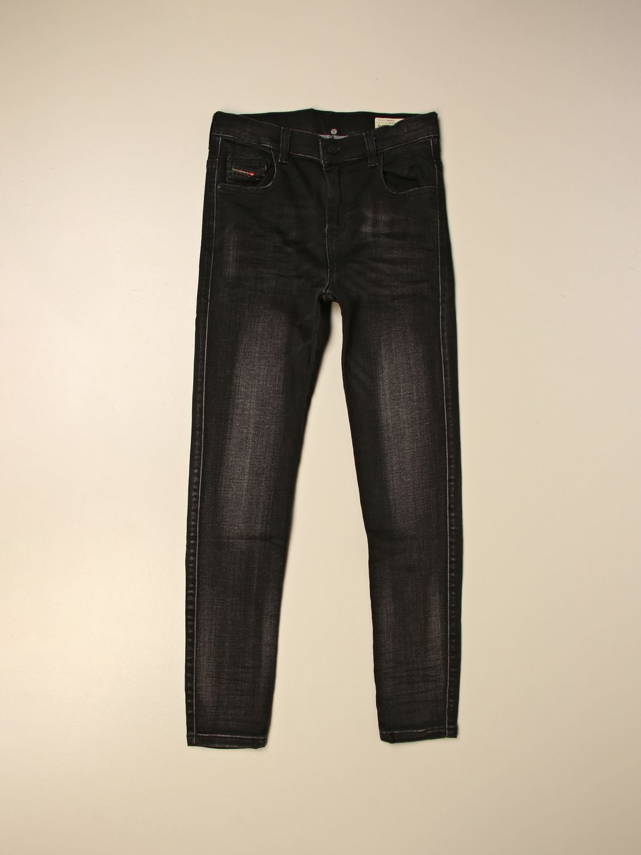 Jeans Diesel: Jeans kids Diesel grey 1