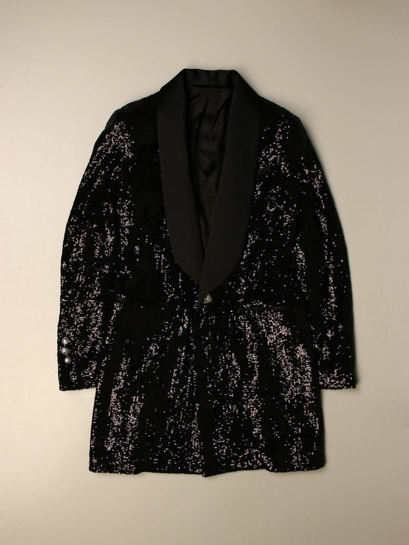 Dress Balmain: Dress kids Balmain black 1