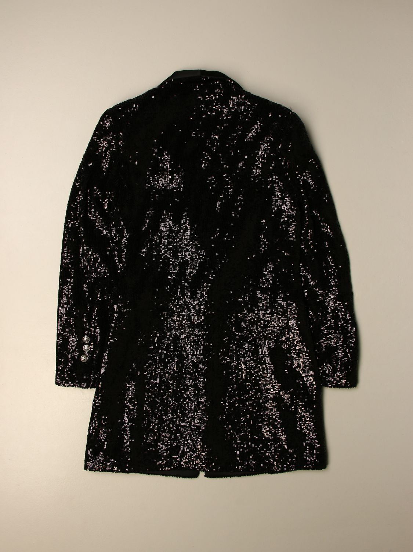 Dress Balmain: Dress kids Balmain black 2