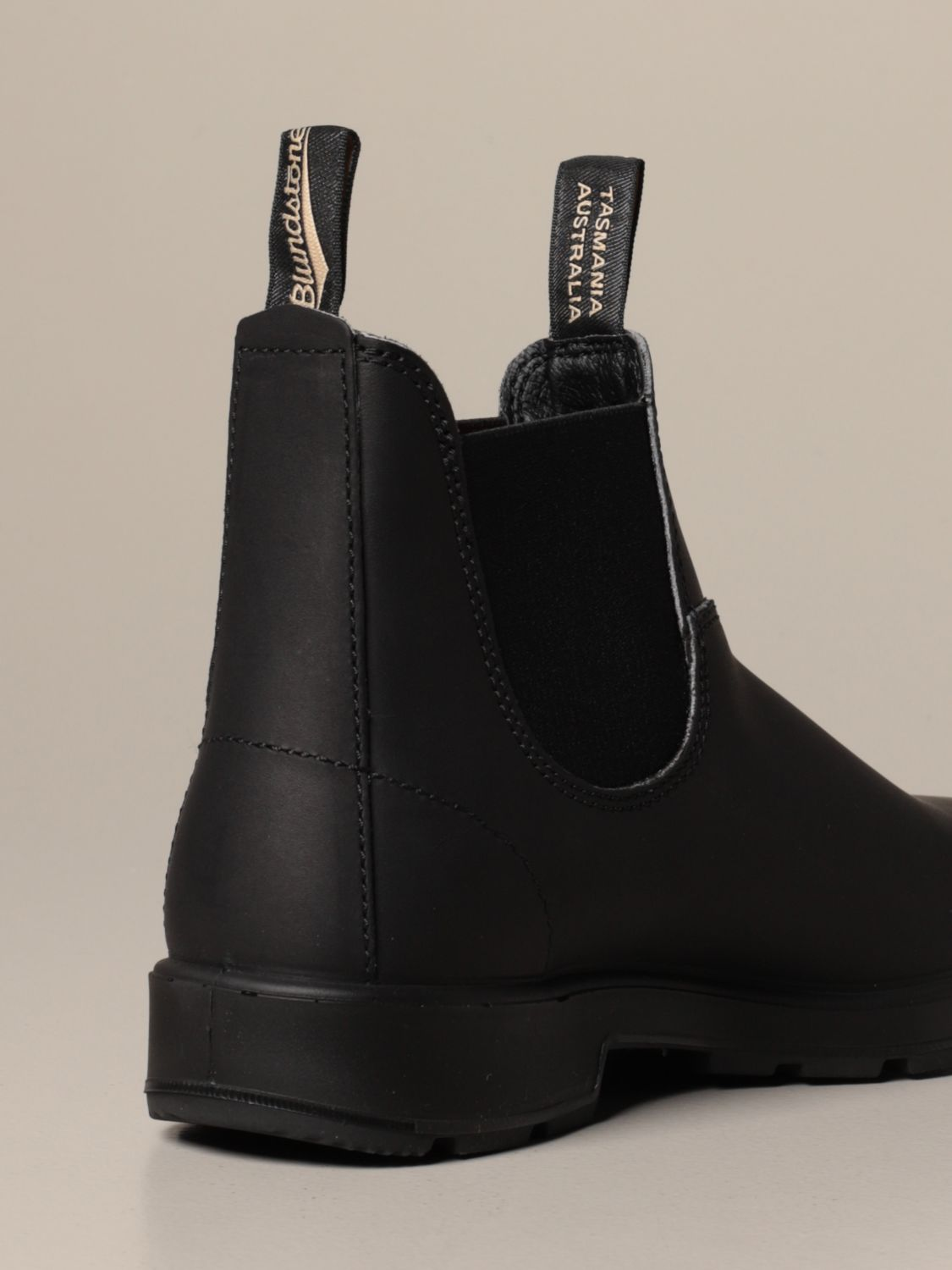 Boots Blundstone: Boots men Blundstone black 3