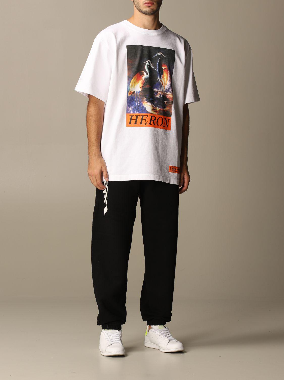 colore: marrone Set di 2 t-shirt per cacciatore in due diversi colori con stampa alce maglietta da caccia da uomo in confezione da 2 pezzi H/ärila verde e arancione