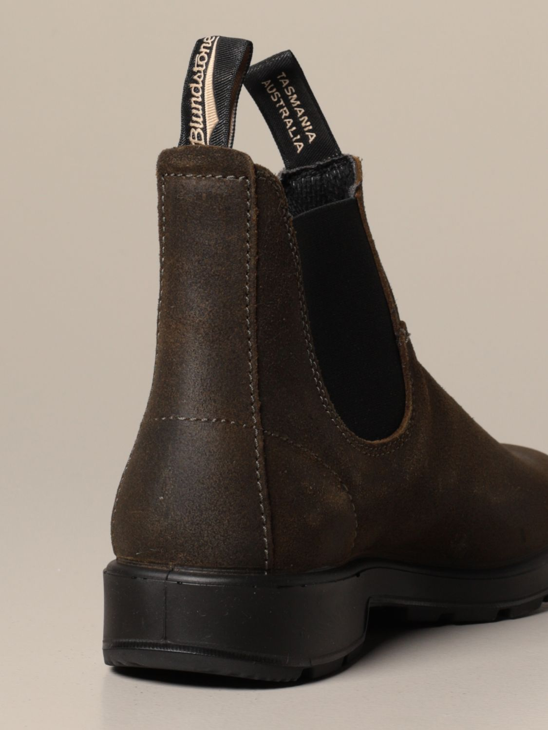 Boots Blundstone: Boots men Blundstone olive 3