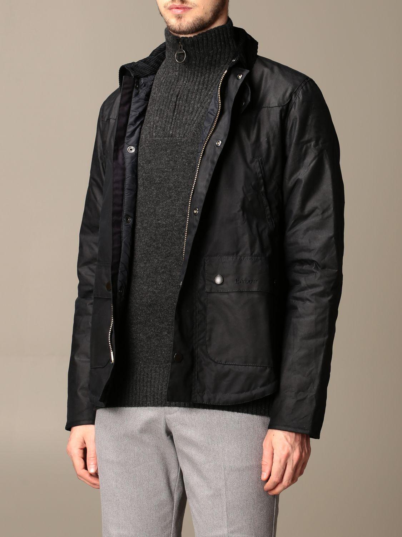 Куртка Barbour: Куртка Мужское Barbour синий 3
