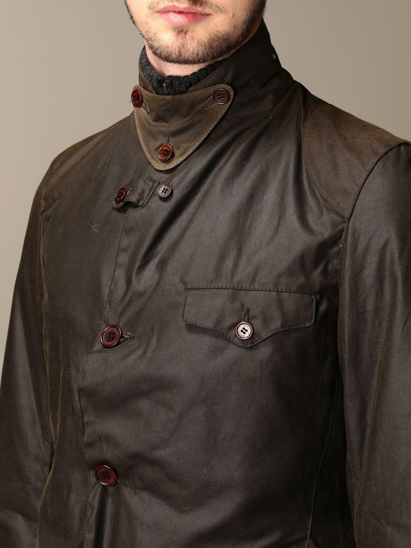 Куртка Barbour: Куртка Мужское Barbour оливковый 4