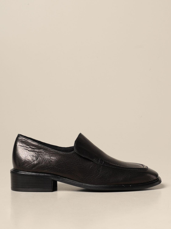 Mocassins Jeffrey Campbell: Chaussures femme Jeffrey Campbell noir 1