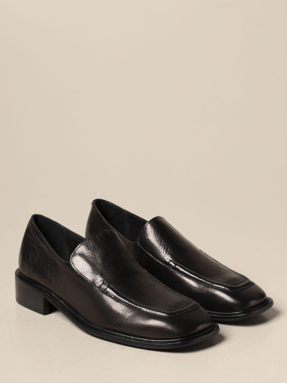 Mocassins Jeffrey Campbell: Chaussures femme Jeffrey Campbell noir 2