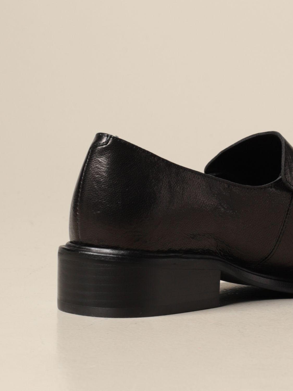 Mocassins Jeffrey Campbell: Chaussures femme Jeffrey Campbell noir 3