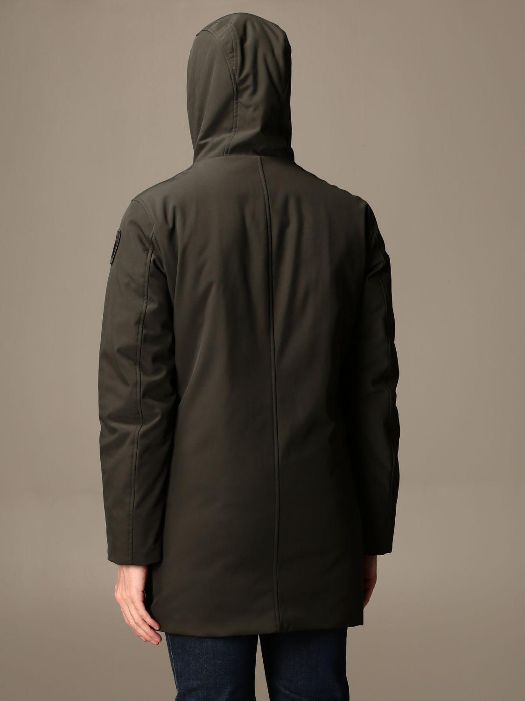 Jacket Blauer: Trench coat men Blauer green 3
