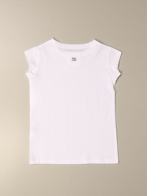 T-shirt Douuod: T-shirt kids Douuod white 2