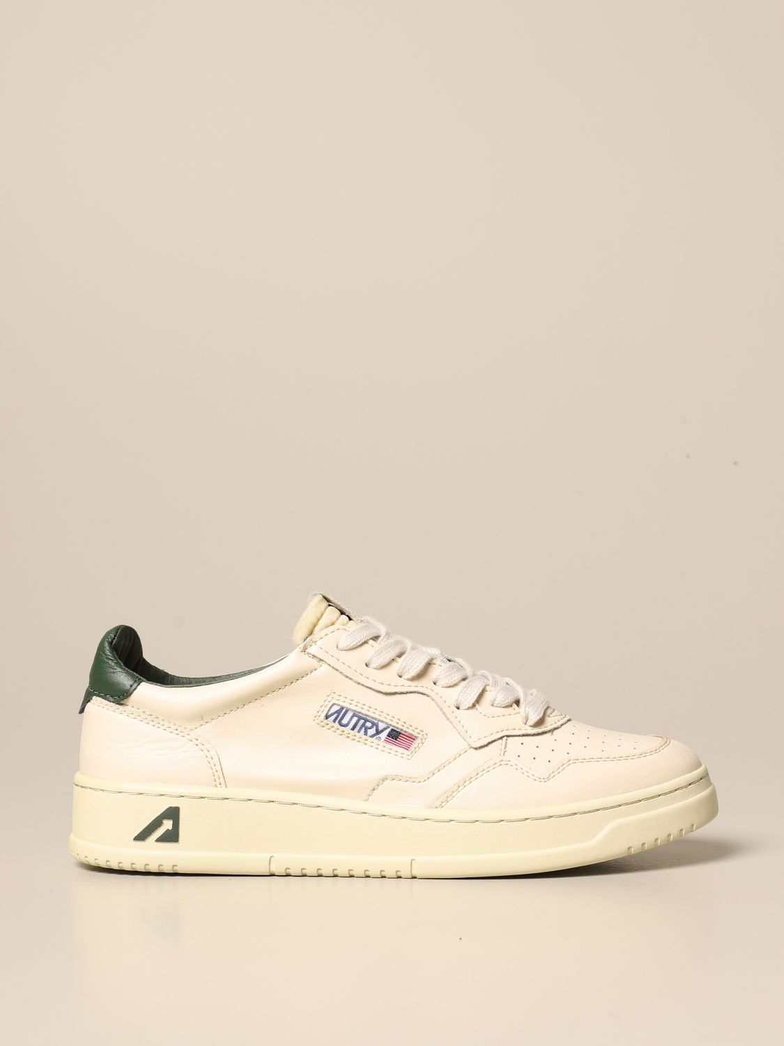 Trainers Autry: Trainers men Autry ivory 1