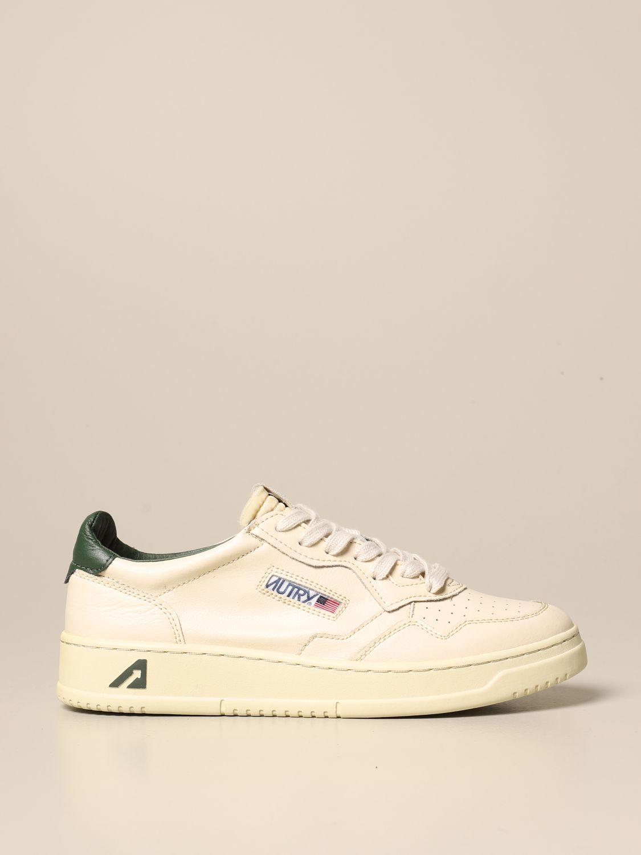 Sneakers Autry: Sneakers herren Autry ivory 1