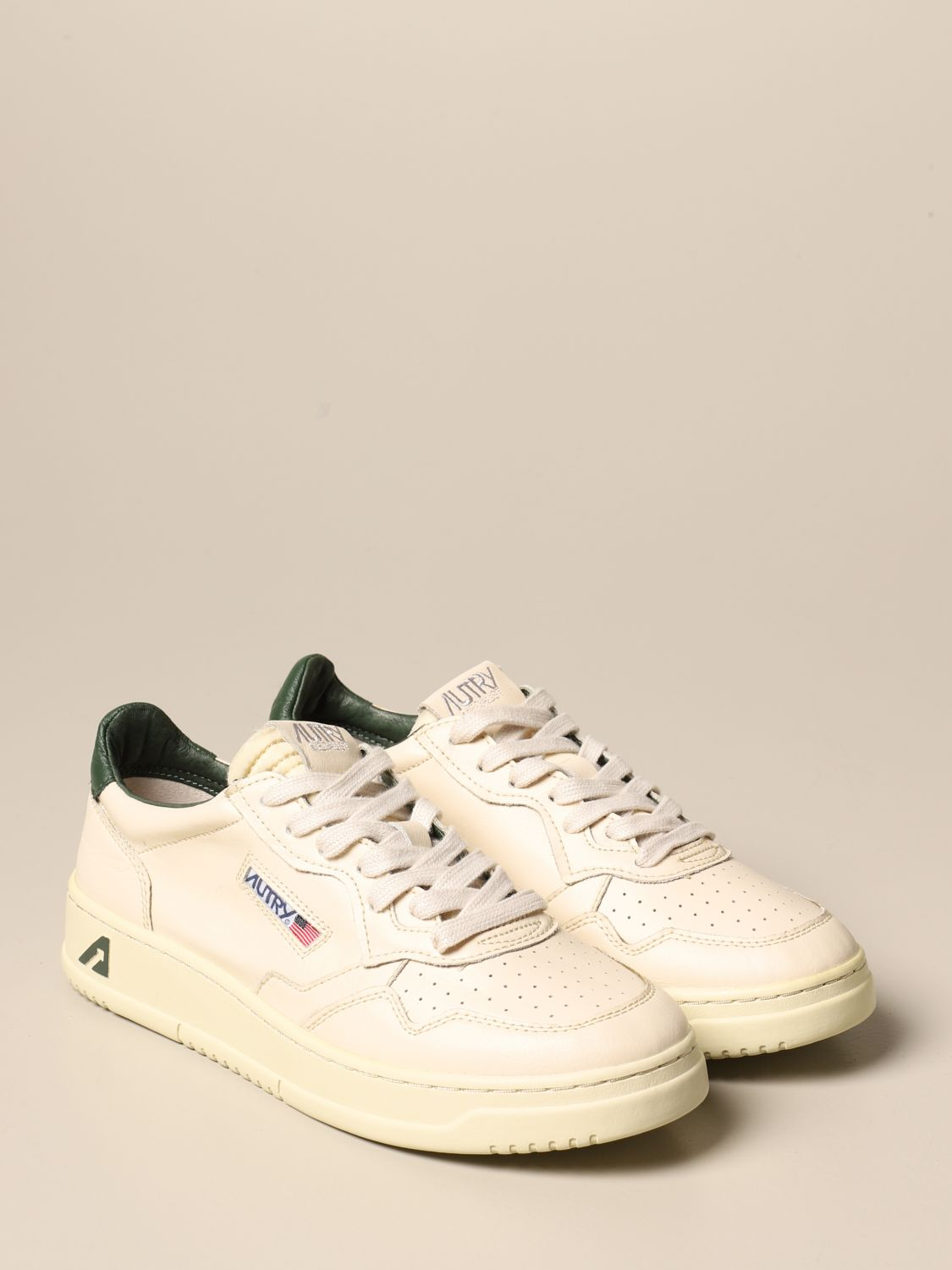 Trainers Autry: Trainers men Autry ivory 2