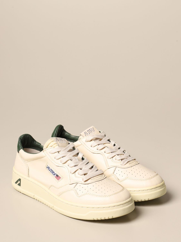 Sneakers Autry: Sneakers herren Autry ivory 2