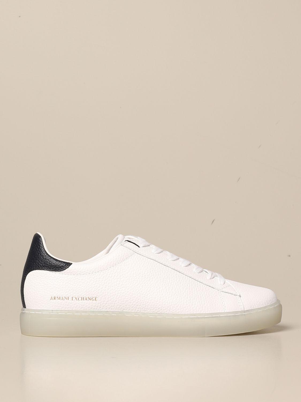 Спортивная обувь Armani Exchange: Обувь Мужское Armani Exchange белый 1