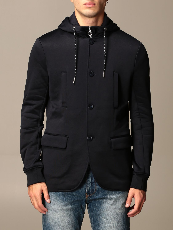 Jacket Armani Exchange: Jacket men Armani Exchange blue 1
