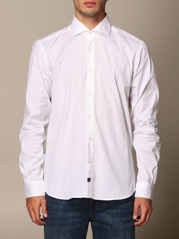 Shirt Fay: Shirt men Fay white 1
