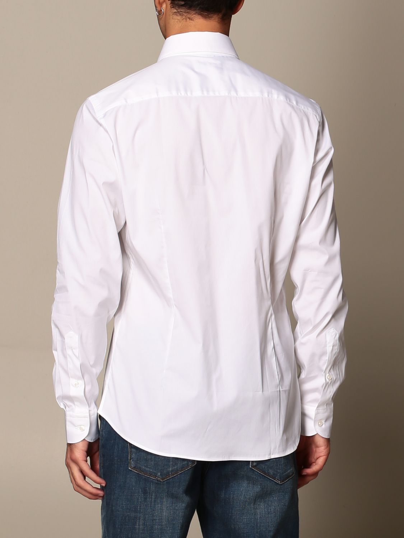 Shirt Fay: Shirt men Fay white 2