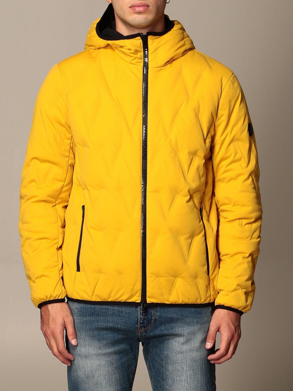 Jacket Armani Exchange: Jacket men Armani Exchange yellow 1