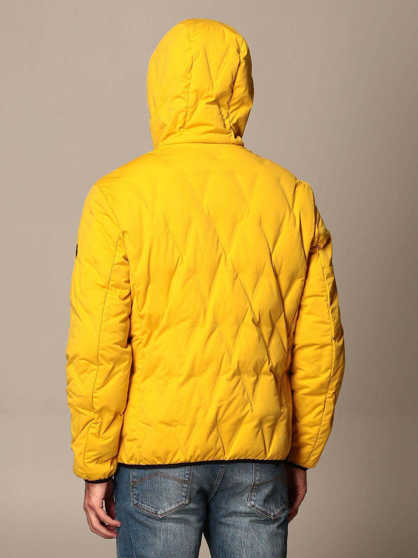 Jacket Armani Exchange: Jacket men Armani Exchange yellow 2