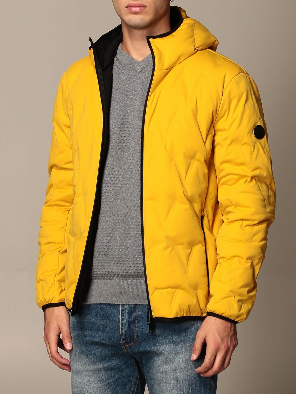 Jacket Armani Exchange: Jacket men Armani Exchange yellow 3