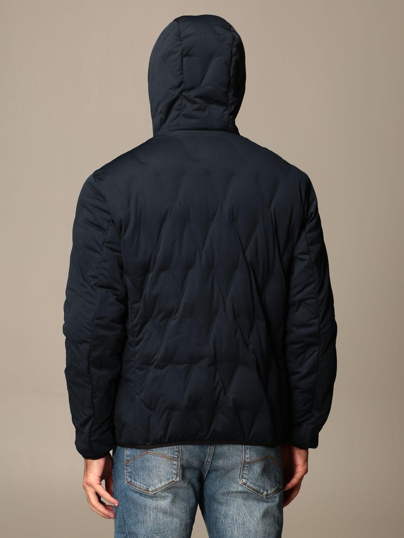 Jacket Armani Exchange: Jacket men Armani Exchange blue 2