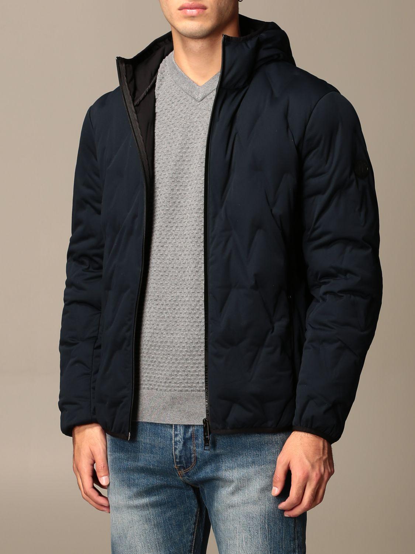 Jacket Armani Exchange: Jacket men Armani Exchange blue 3
