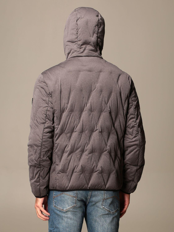 Куртка Armani Exchange: Куртка Мужское Armani Exchange темно-серый 2
