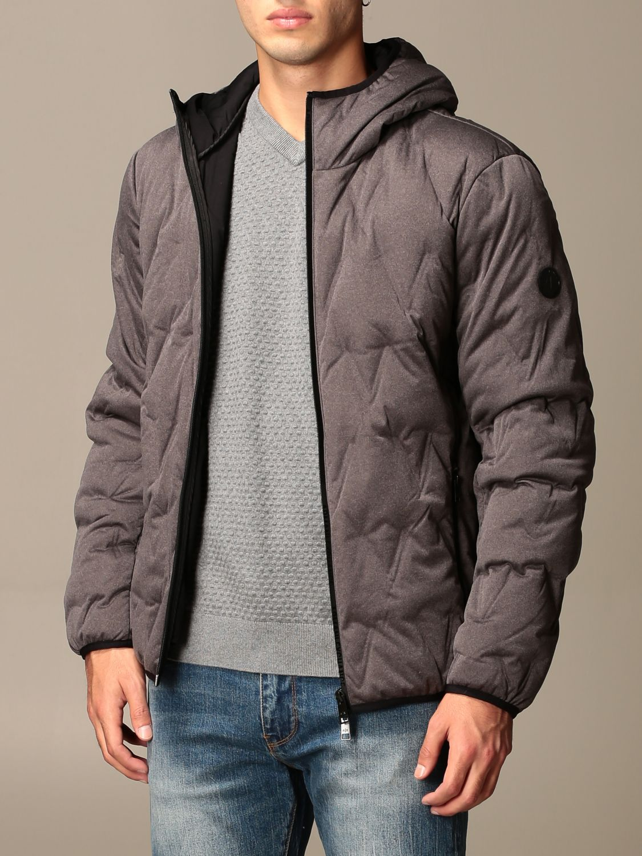 Куртка Armani Exchange: Куртка Мужское Armani Exchange темно-серый 3