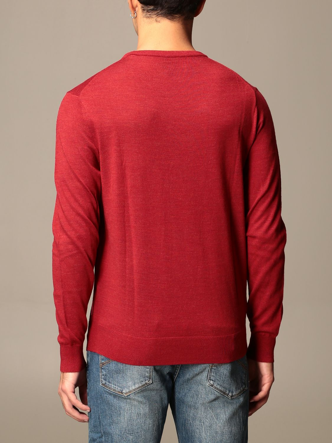Jumper Armani Exchange: Jumper men Armani Exchange red 2