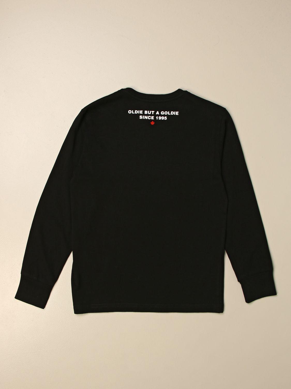 T-shirt Dsquared2 Junior: T-shirt kids Dsquared2 Junior black 2