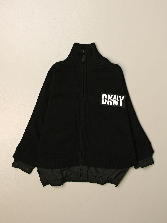 Chaqueta Dkny: Chaqueta niños Dkny negro 1