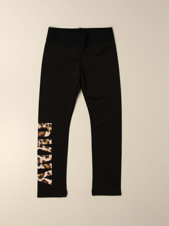 Pantalón Dkny: Pantalón niños Dkny negro 1