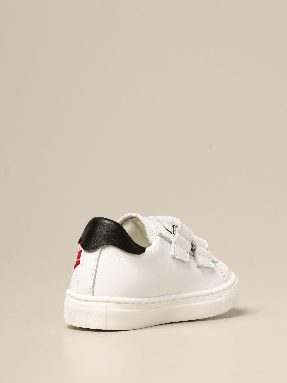 Shoes Dsquared2 Junior: Shoes kids Dsquared2 Junior red 3