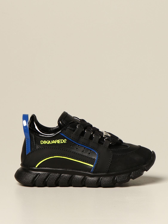 Shoes Dsquared2 Junior: Shoes kids Dsquared2 Junior black 1
