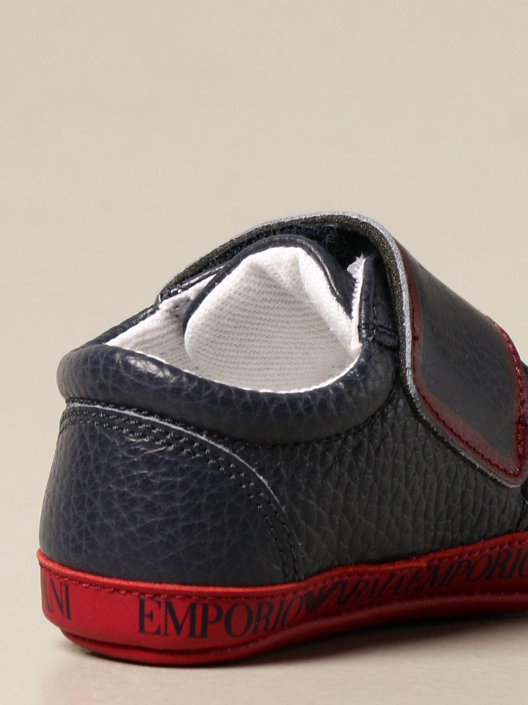 Zapatos Emporio Armani: Zapatos niños Emporio Armani azul marino 3