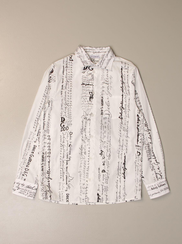 Shirt Dolce & Gabbana: Shirt kids Dolce & Gabbana grey 1