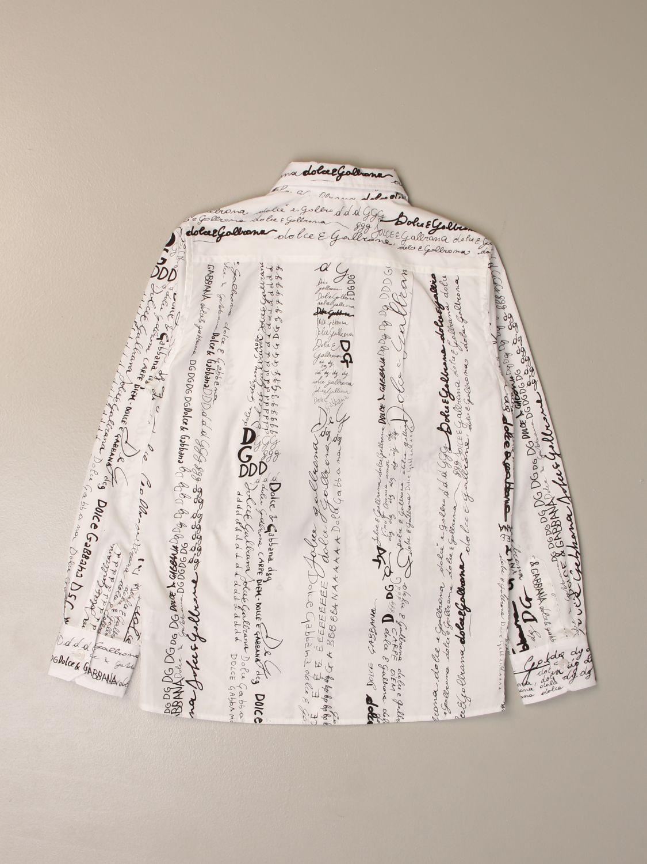 Shirt Dolce & Gabbana: Shirt kids Dolce & Gabbana grey 2