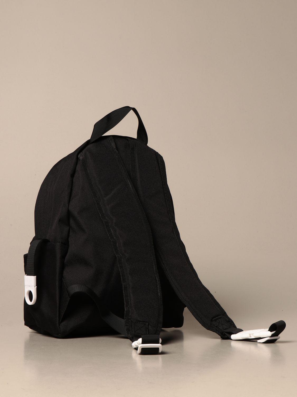 Duffel Bag Gcds: Gcds backpack in canvas with logo black 2