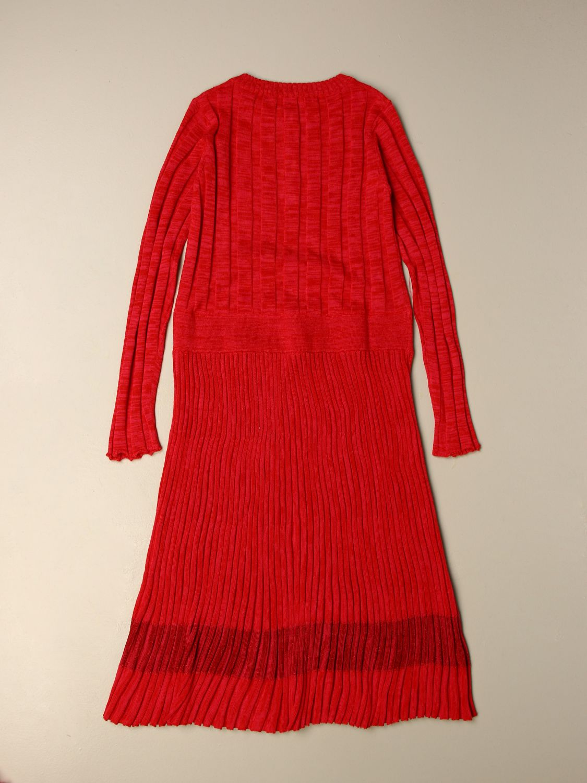 Robe Marni: Robe enfant Marni fuchsia 2