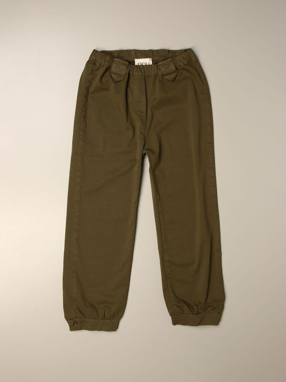 Trousers Douuod: Trousers kids Douuod military 1