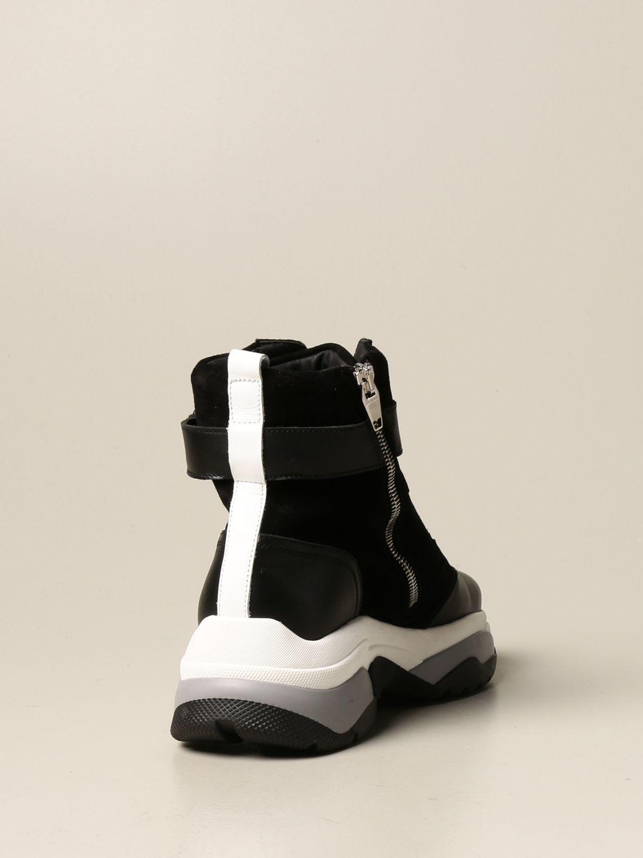 Zapatos Balmain: Zapatos niños Balmain negro 3