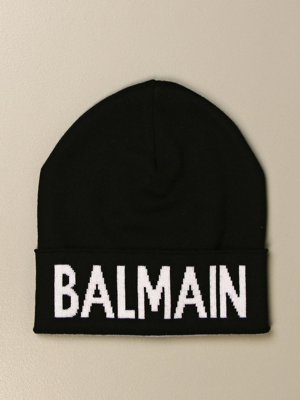 Hat Balmain: Hat kids Balmain black 1