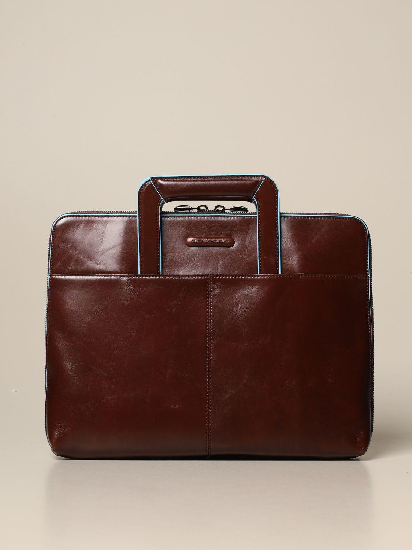 Beautycase Piquadro: Borsa uomo Piquadro marrone 1