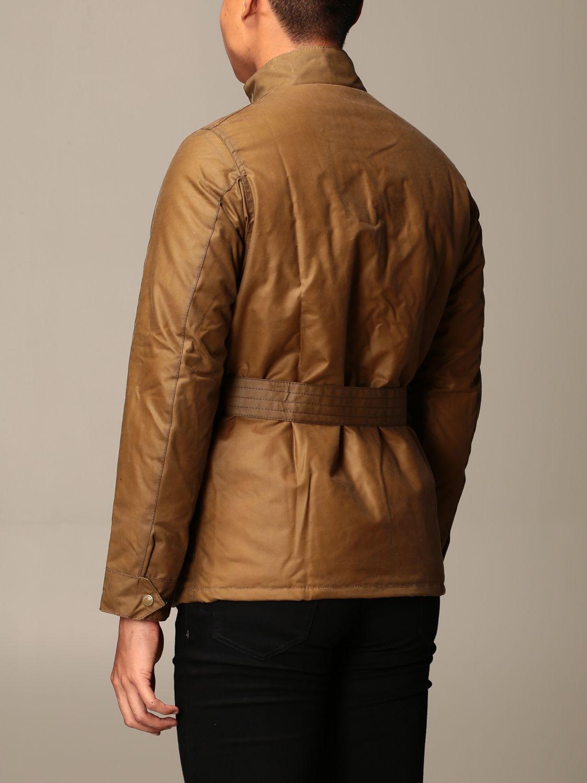 Jacket Barbour: Jacket men Barbour sand 3