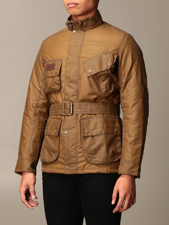 Jacket Barbour: Jacket men Barbour sand 4