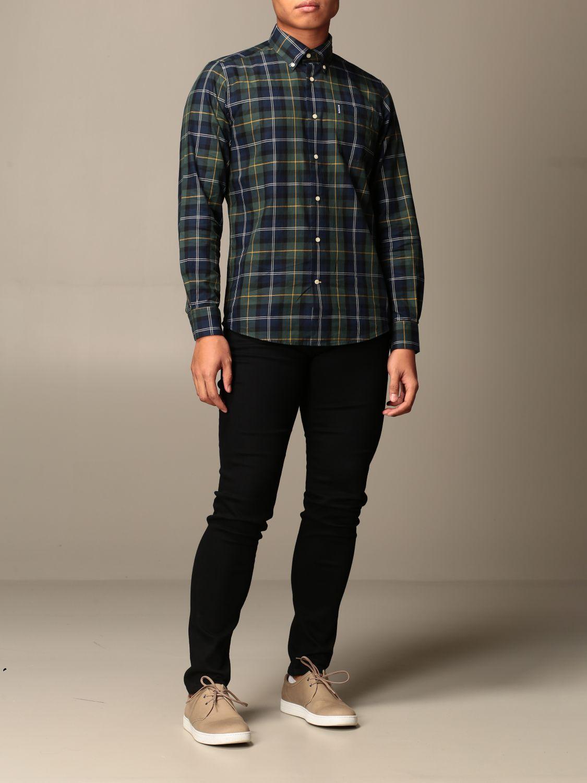 Рубашка Barbour: Рубашка Мужское Barbour многоцветный 2