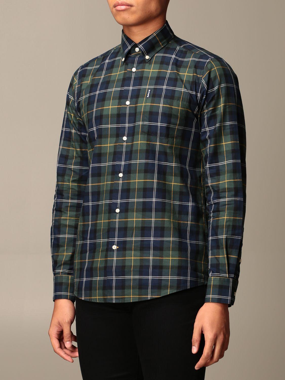 Рубашка Barbour: Рубашка Мужское Barbour многоцветный 4