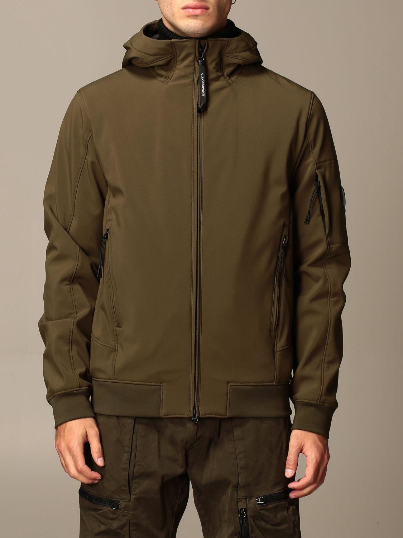 Куртка C.p. Company: Куртка Мужское C.p. Company зеленый 1
