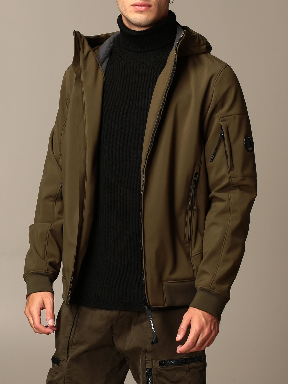 Куртка C.p. Company: Куртка Мужское C.p. Company зеленый 3