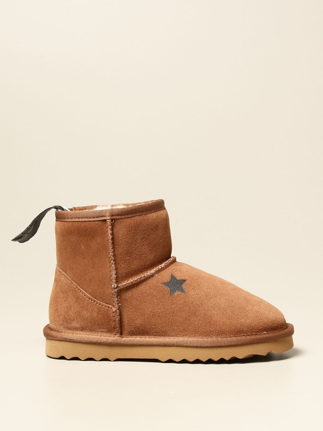 Shoes Douuod: Shoes kids Douuod camel 1